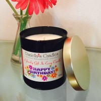 Birthday Jewelry Candle