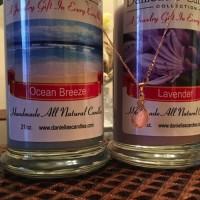 Lavender Ocean Breeze Necklace