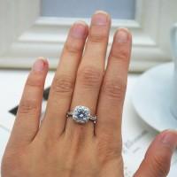 Luxury Ring CZ