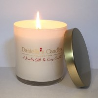 jewelry candle burn
