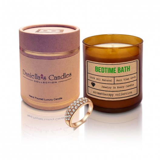 Bedtime Bath Jewelry Candle