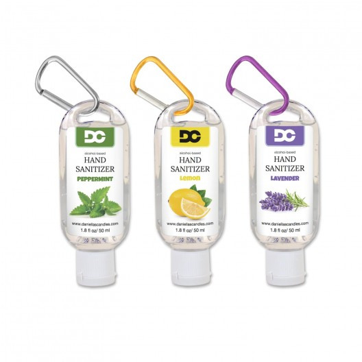 Hand Sanitizer Gel 50 ml - Pack of 3