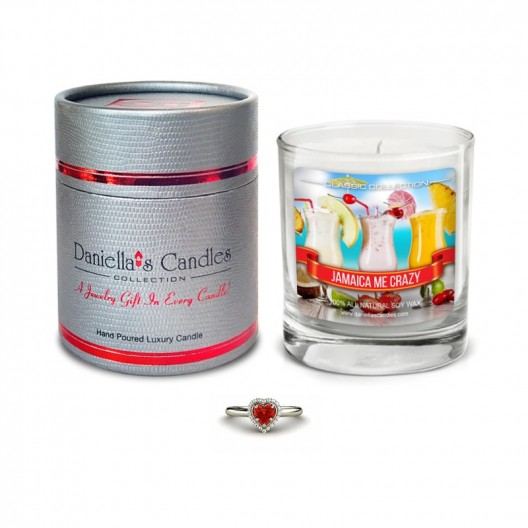 Jamaica Me Crazy Jewelry Candle