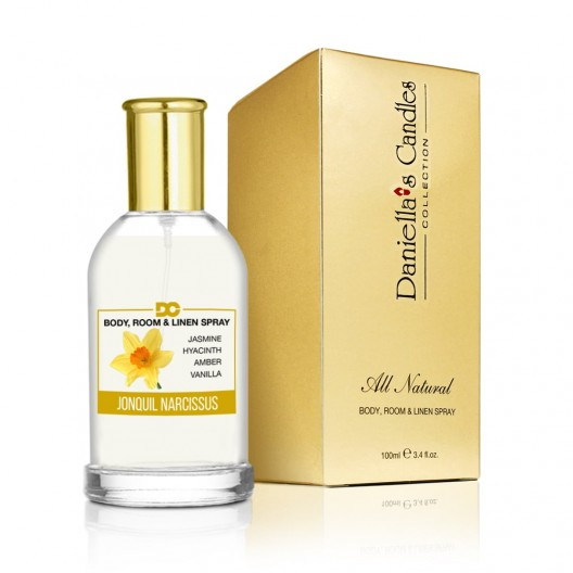 Jonquil Narcissus - Room, Body & Linen Spray