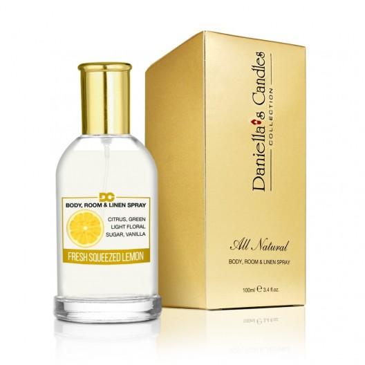 Fresh Squeezed Lemon - Room, Body & Linen Spray