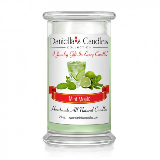 Mint Mojito Jewelry Candle