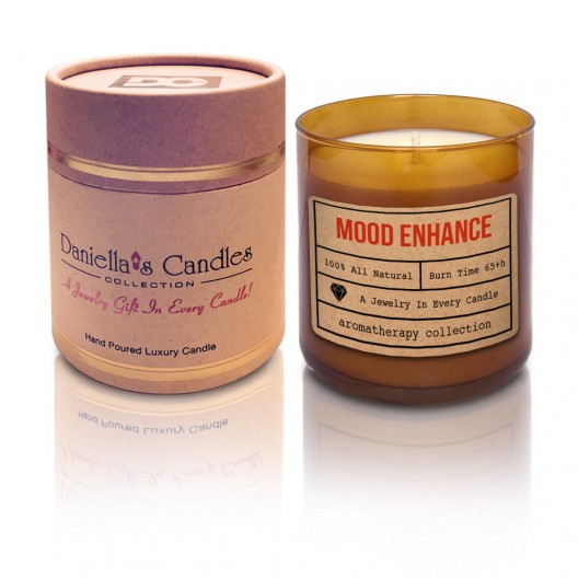 Mood Enhance Jewelry Candle