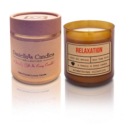 Relaxation Jewelry Candle