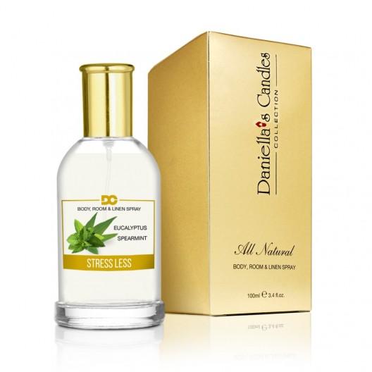 Stress Relief Eucalyptus Tea - Room, Body & Linen Spray
