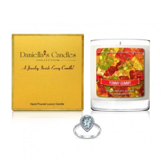 Yummy Gummy Jewelry Candle